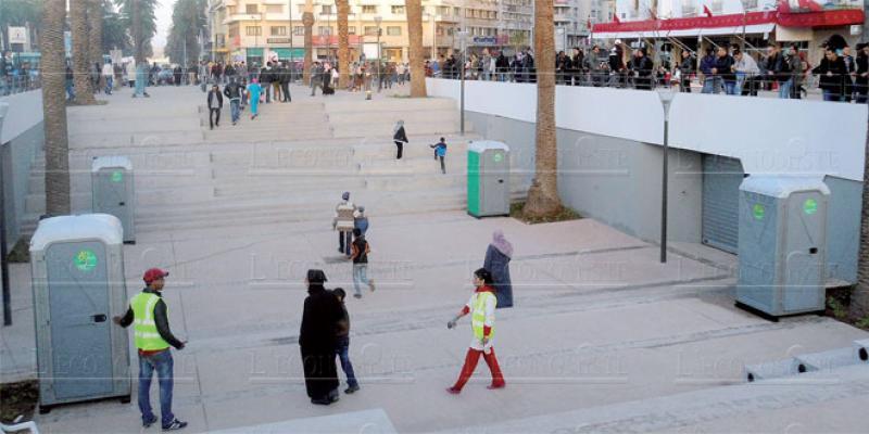 Casablanca: Quelles normes pour les toilettes publiques