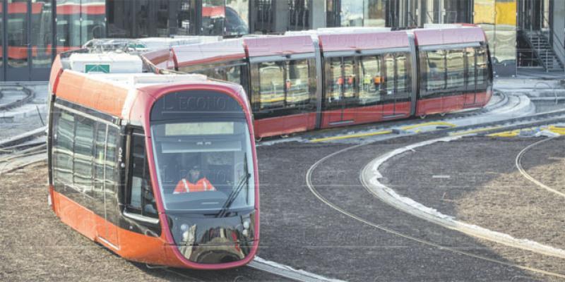 Casa-Tramway: Les lignes 3 et 4 sur les rails