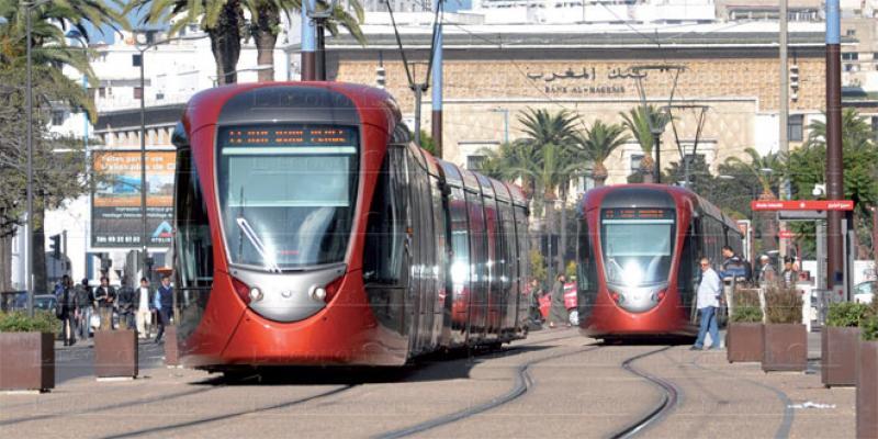 Casa-Tram: Plus d'un milliard de DH pour les lignes 3 et 4
