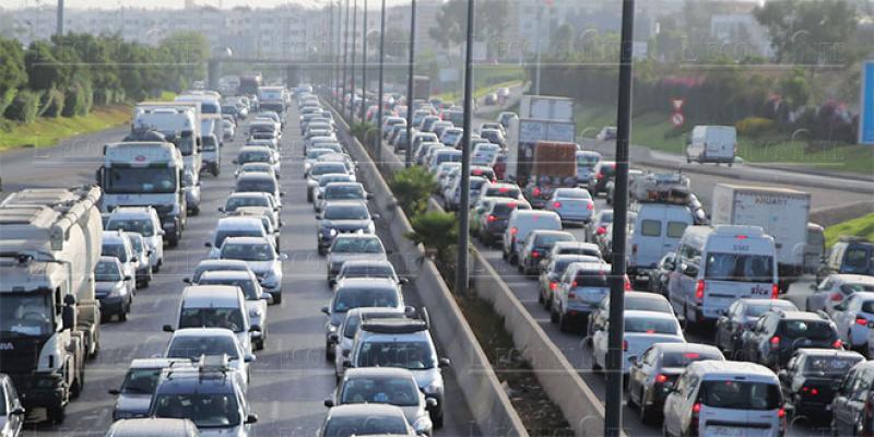 A Casablanca, l'enfer de la circulation
