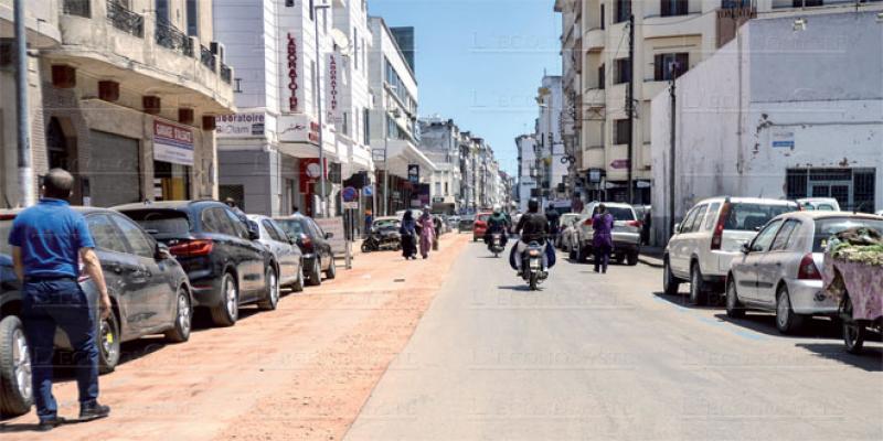 Casablanca/Circulation: Cafouillages à tous les niveaux
