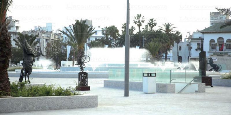 Casablanca externalise la gestion de ses fontaines