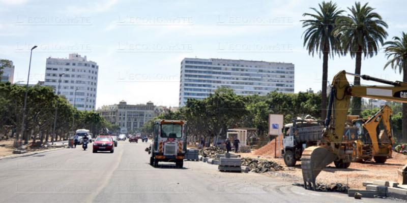 Casablanca: Coup de lifting pour le boulevard My Youssef