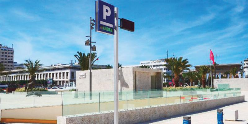 Casablanca: L'offre parking se structure