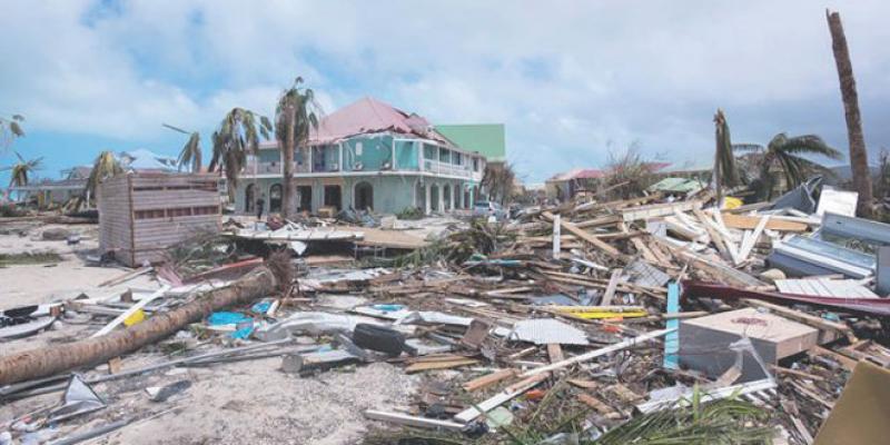 Catastrophes naturelles: 2.908 milliards de dollars de perte en 20 ans