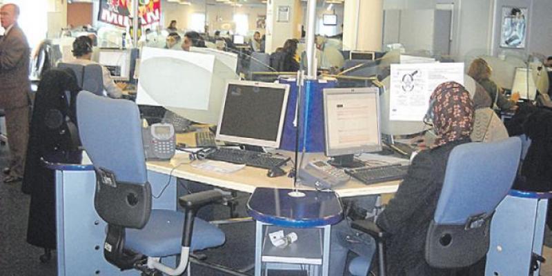 Emploi: Les centres d'appel sauvent la mise
