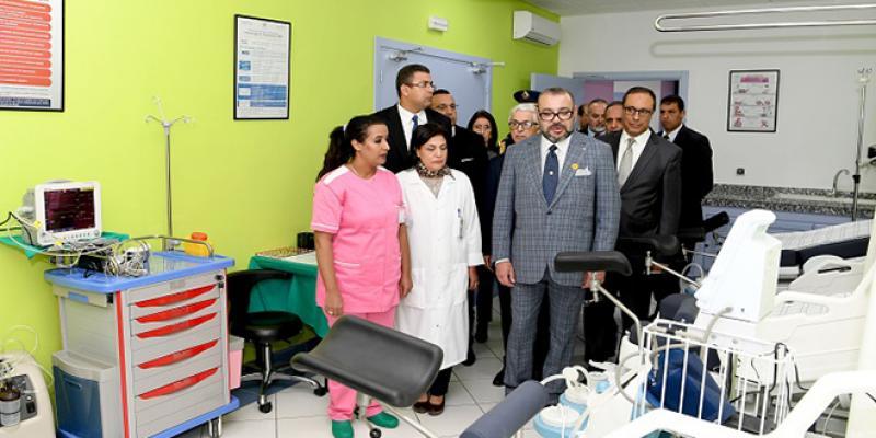 Sidi Bouknadel enfin doté d'un centre de santé