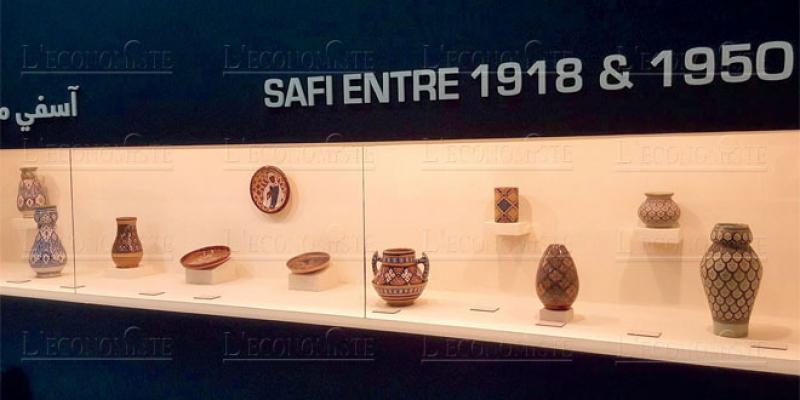 Musée: Un bel écrin pour la céramique de Safi
