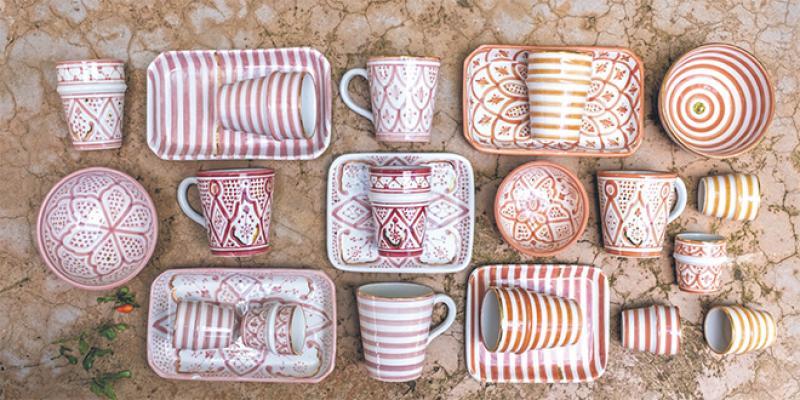 Chabi Chic propulse la céramique marocaine