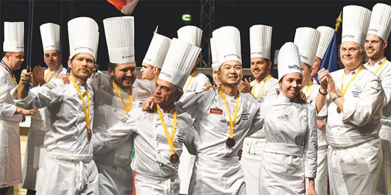 Le grand rendez-vous des professionnels de la restauration