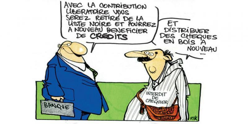 PLF: Les chèques en bois au rayon des amnisties