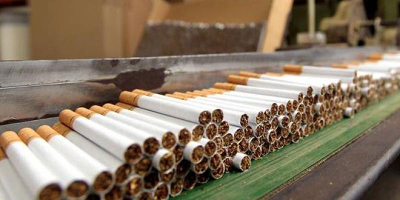 Tabac manufacturé: Plus chères les cigarettes en 2019