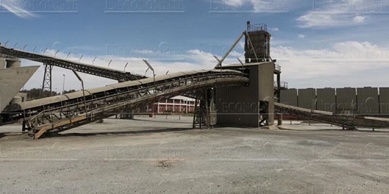 Ralentissement des ventes du ciment