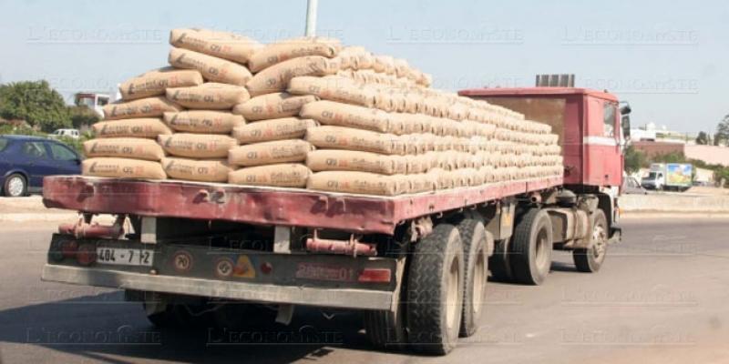 Ciment: La consommation se redresse