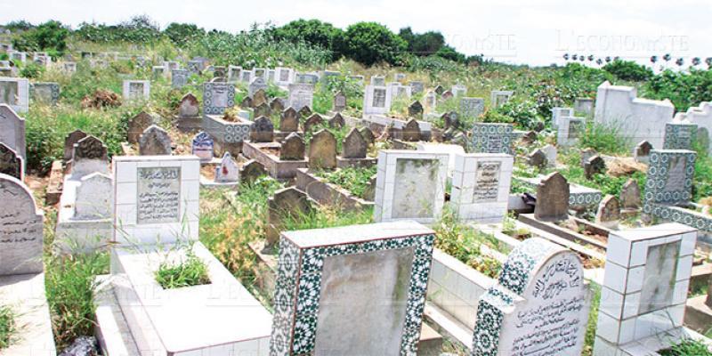 La capacité des cimetières mise à rude épreuve