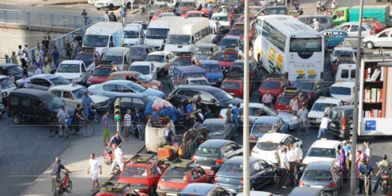 Casablanca: Nouveau plan de circulation à l'étude