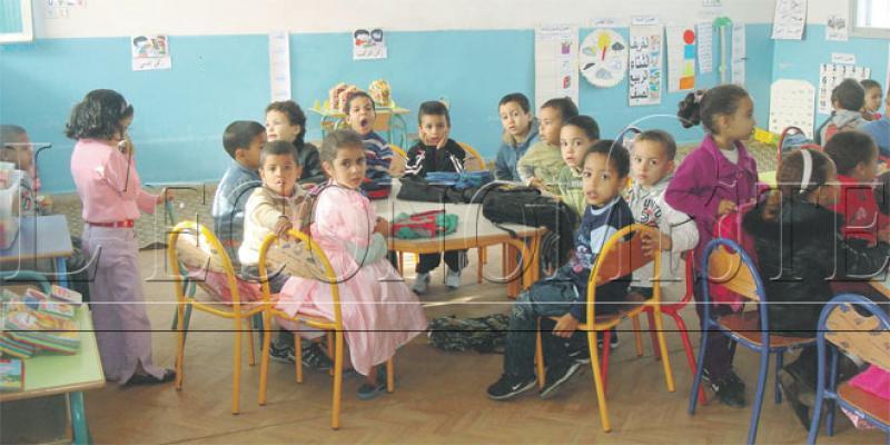 Fondation Zakoura: Un nouveau pacte pour un préscolaire de qualité