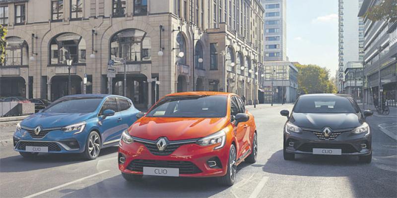 Clio V: Pionnière d'une nouvelle génération de Renault