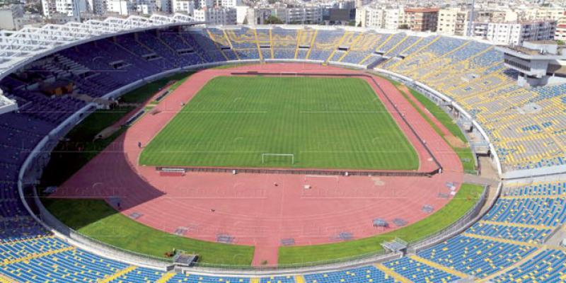 Le Complexe Mohammed V accueille la finale de la champion's league