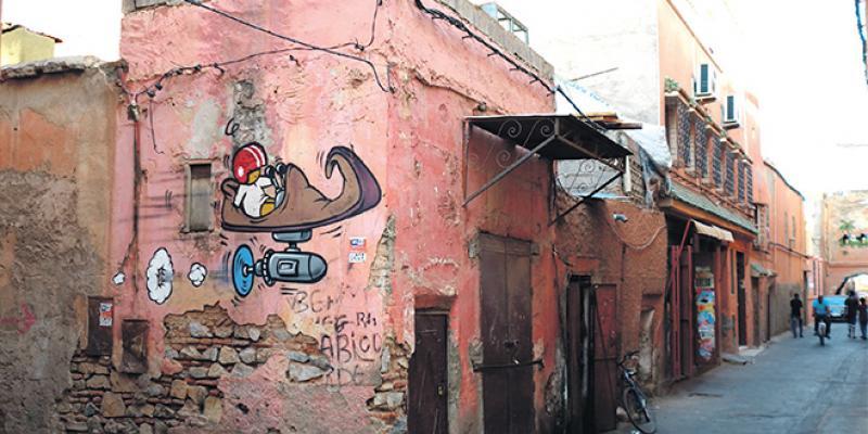 Les contes urbains de Jace dynamisent Marrakech