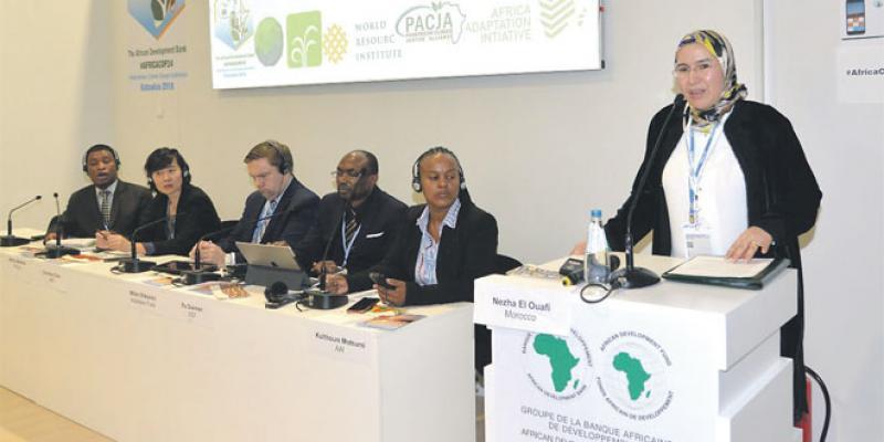 COP24: Forcing sur le financement