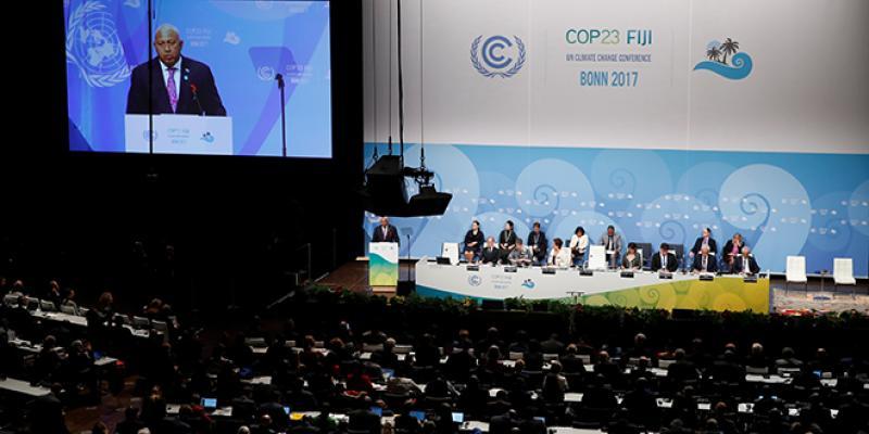 COP23 : De nouveaux fonds allemands pour le Maroc