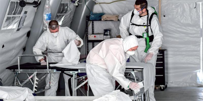 Coronavirus: BM, FMI et G20 tendent la main pour aider