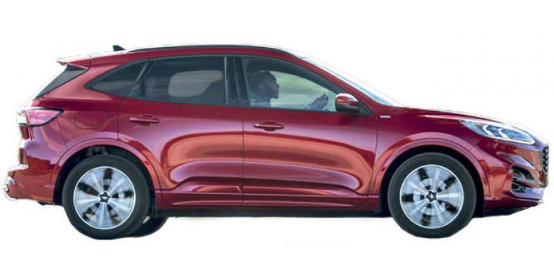 Coty 2021: L'année du sacre pour Ford Kuga
