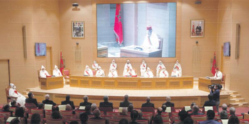 Cour de cassation: Le 1er président prend ses fonctions en trois actes