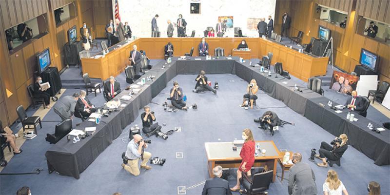 Cour suprême des Etats-Unis : Débats et querelles au Sénat