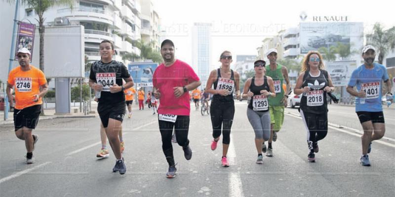 Une course à pied pour redécouvrir la ville blanche