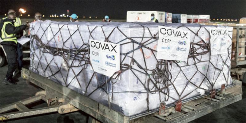 Afrique: Face à Covid-19, ruée sur les vaccins