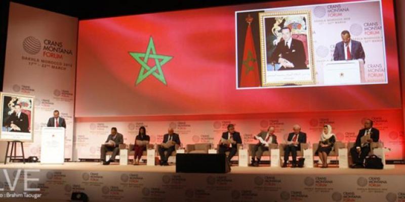 Forum Crans Montana de Dakhla: Texte intégral du message royal