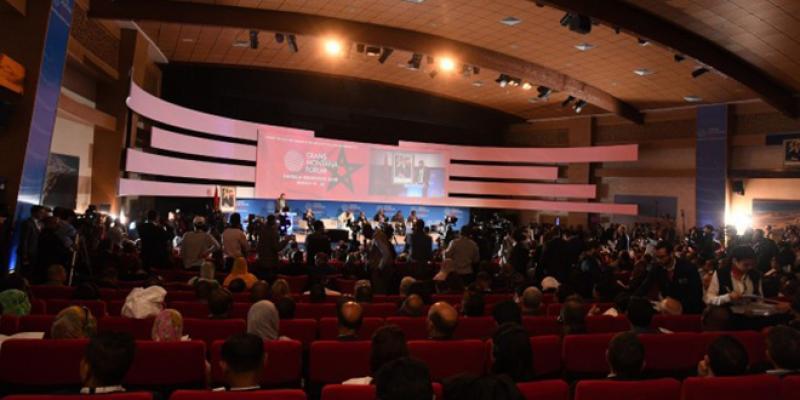 DOC-Forum Crans Montana : message du Roi Mohamed VI aux participants
