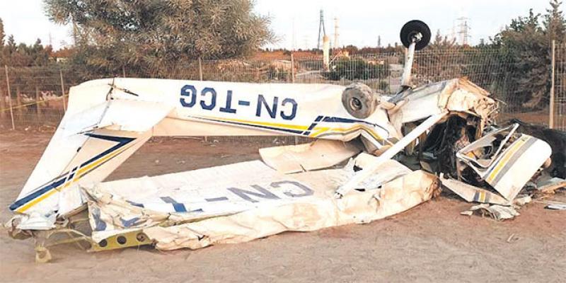 Un crash d'avion qui n'a pas révélé tous ses mystères