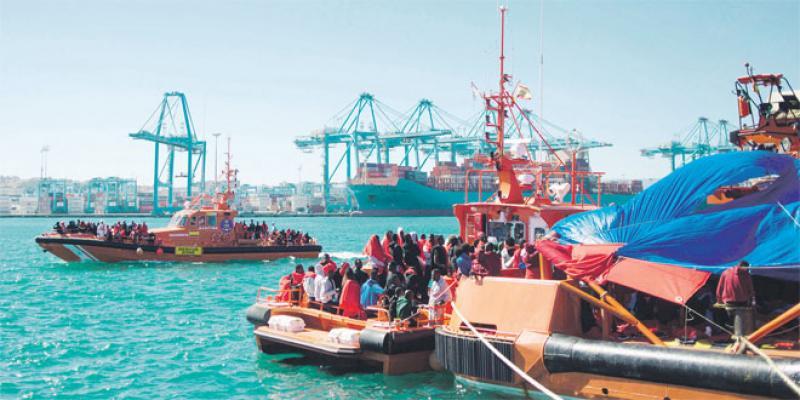 La crise des migrants se poursuit