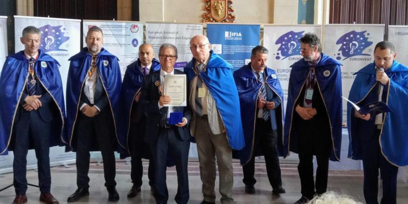 Innovation: L'EMSI rafle de nouvelles médailles
