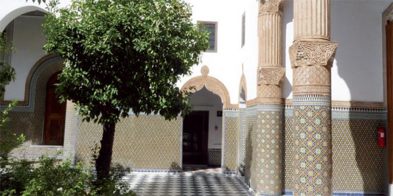 Une leçon d'histoire à Dar El Bacha