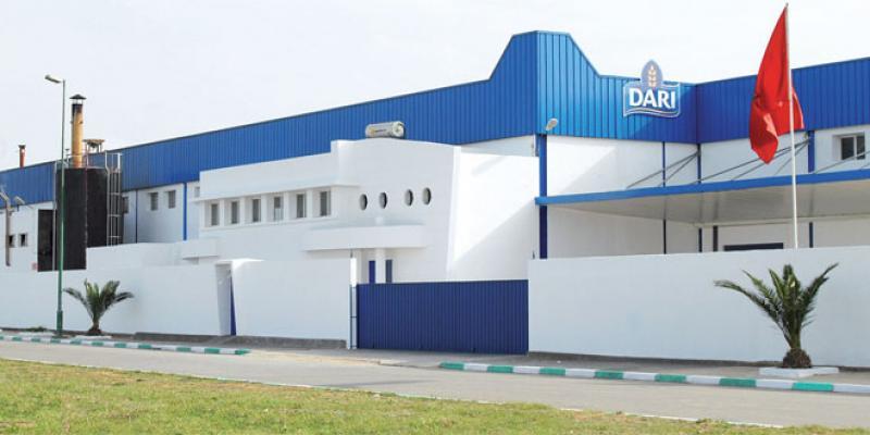 Dari Couspate lance une 3e usine à Salé