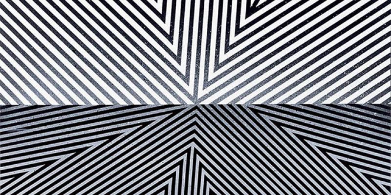 Peinture: David Block Gallery explore les facettes de l'illusion