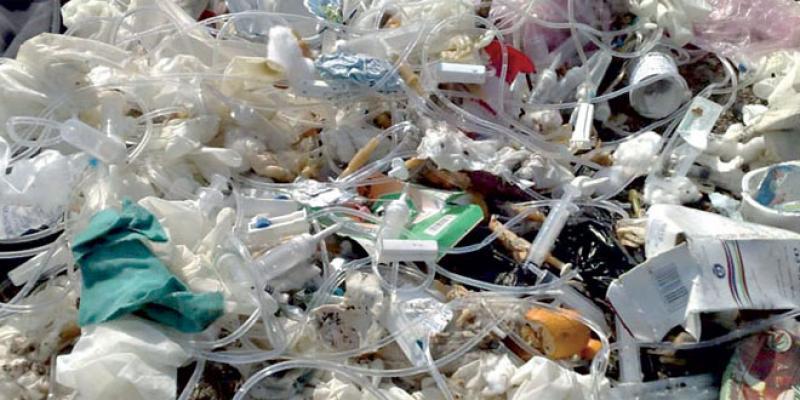 Gestion des déchets médicaux: Nouveau mode opératoire