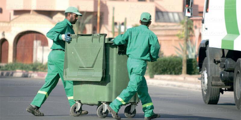 Déchets ménagers: Marrakech change de délégataires
