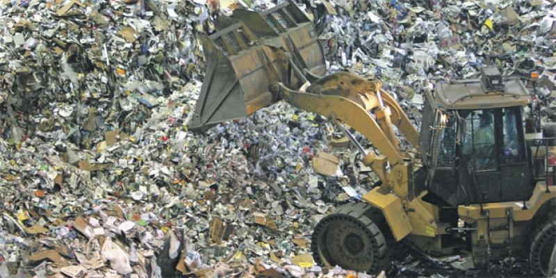 Le monde croule sous des montagnes de déchets