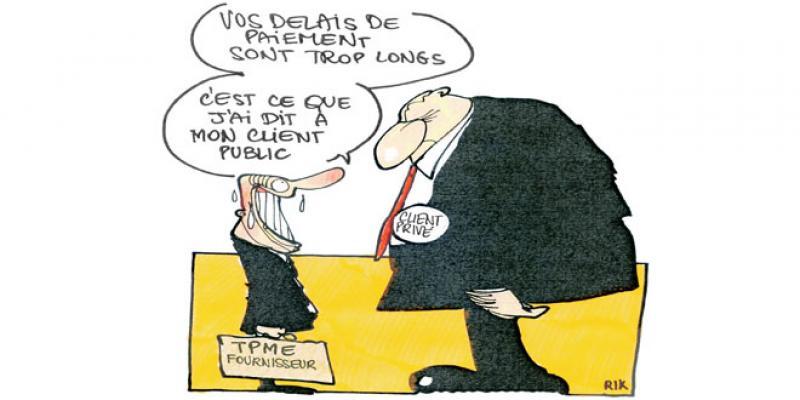 Délais de paiement: L'agonie des TPME se poursuit