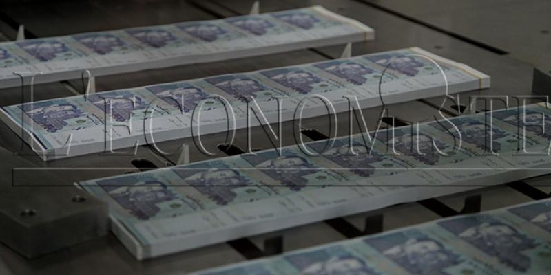 Monnaie fiduciaire : 216 milliards de DH en circulation