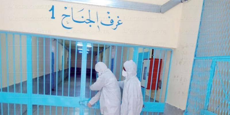 Détention provisoire: Urgence d'approuver le nouveau Code pénal
