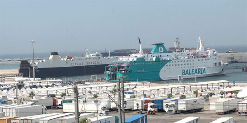 Détroit: Timide reprise pour le transport de passagers