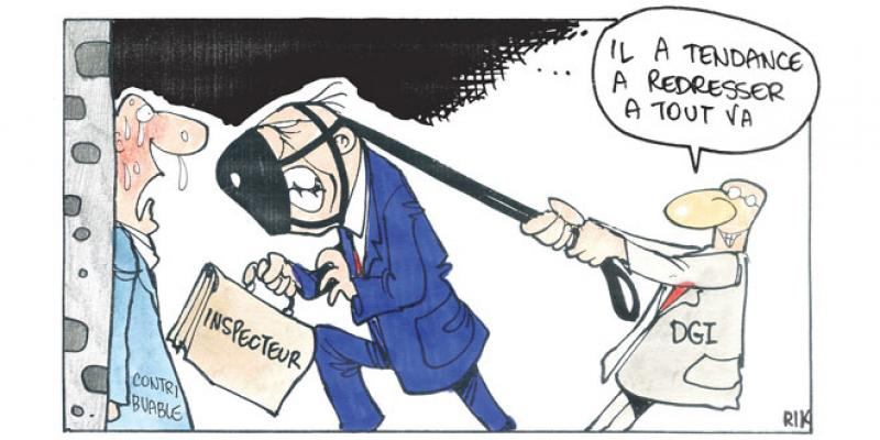 Contrôle fiscal: La DGI recadre ses inspecteurs