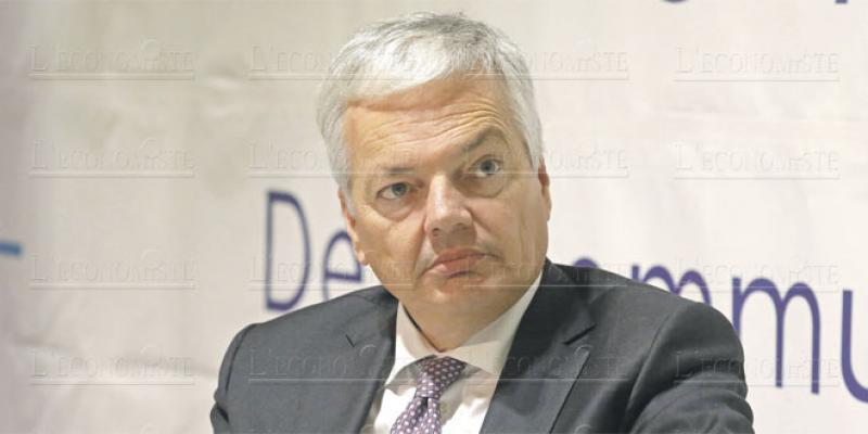 Afrique/Europe: Le plaidoyer de Didier Reynders