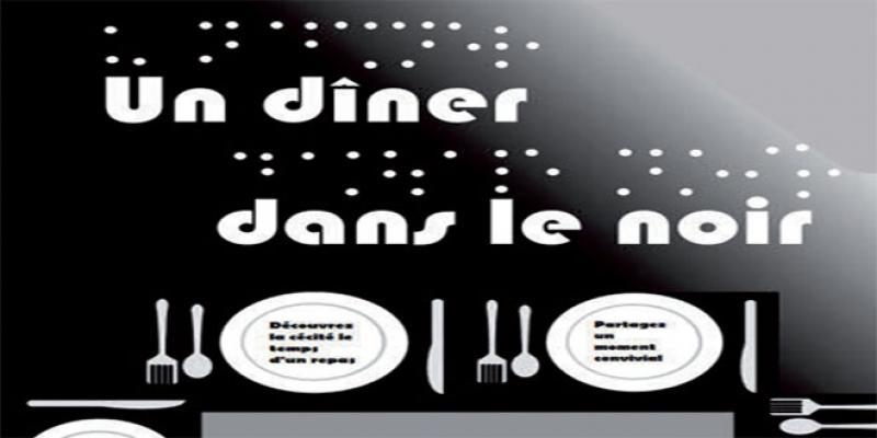 «Dans le noir»: Un concept gastronomique à l'honneur des non-voyants